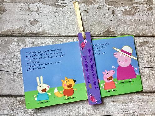 Grandma / Nana wooden bookmark