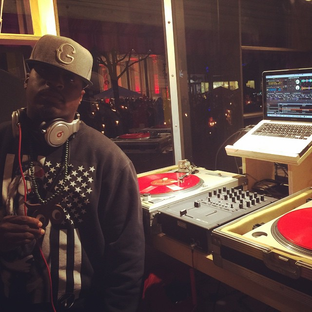 Instagram - #LostFiles Black Friday Flow @hungryhooligans.  On the Technics.jpg