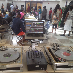 Facebook - Back in the 910 rocking out for a graduation party. #Salute to all th