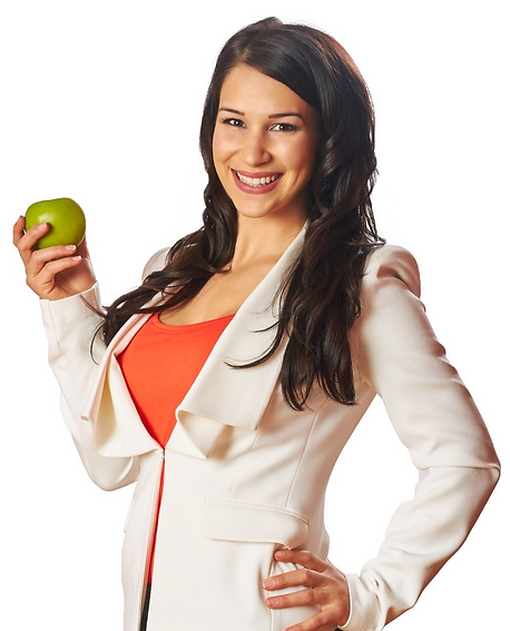 Gina-B registered dietitian, master of human nutrition