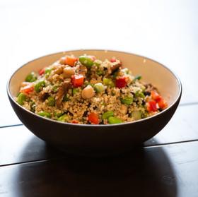 Balsamic Quinoa Salad