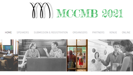 GOLD Lab at Moscow Conference on Computational Molecular Biology (MCCMB)