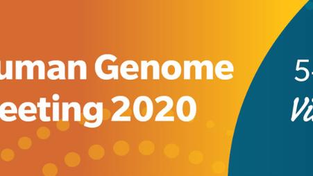 GOLD Lab at Human Genome Meeting 2020