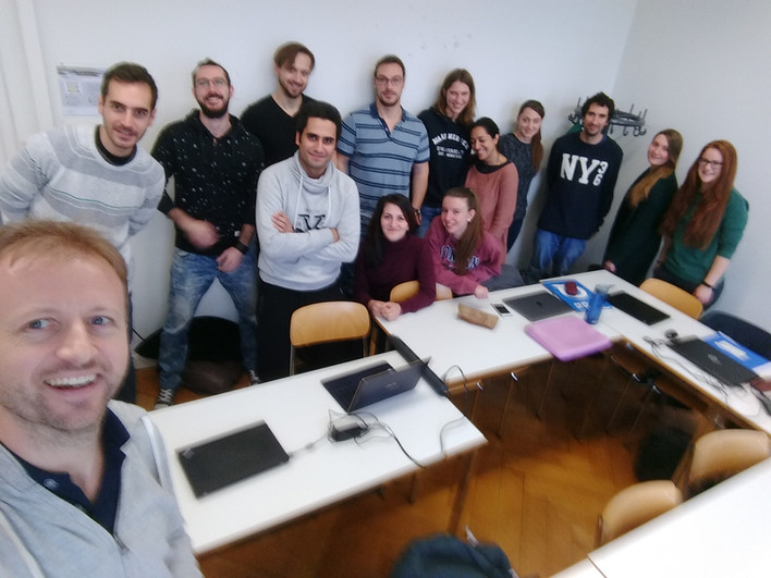 Teaching to new generations of Bioinformaticians