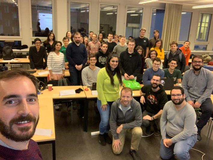 MSc Bioinformatics 2019