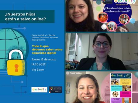 ¿Nuestros hijos están salvo online?