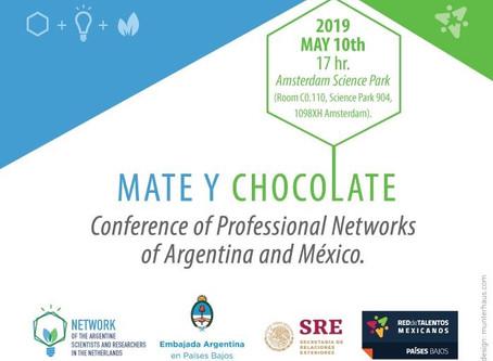 Conferencia Mate y Chocolate