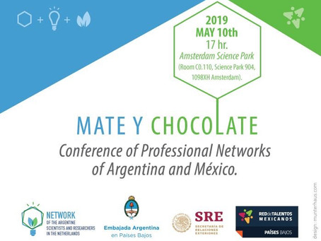 Conferencia Mate y Chocolate