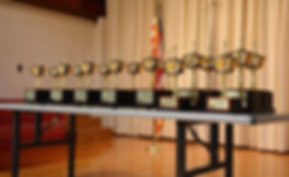 Scholastic Elementary Chess Tournament Team Trophies
