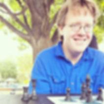 Kids' chess team coach