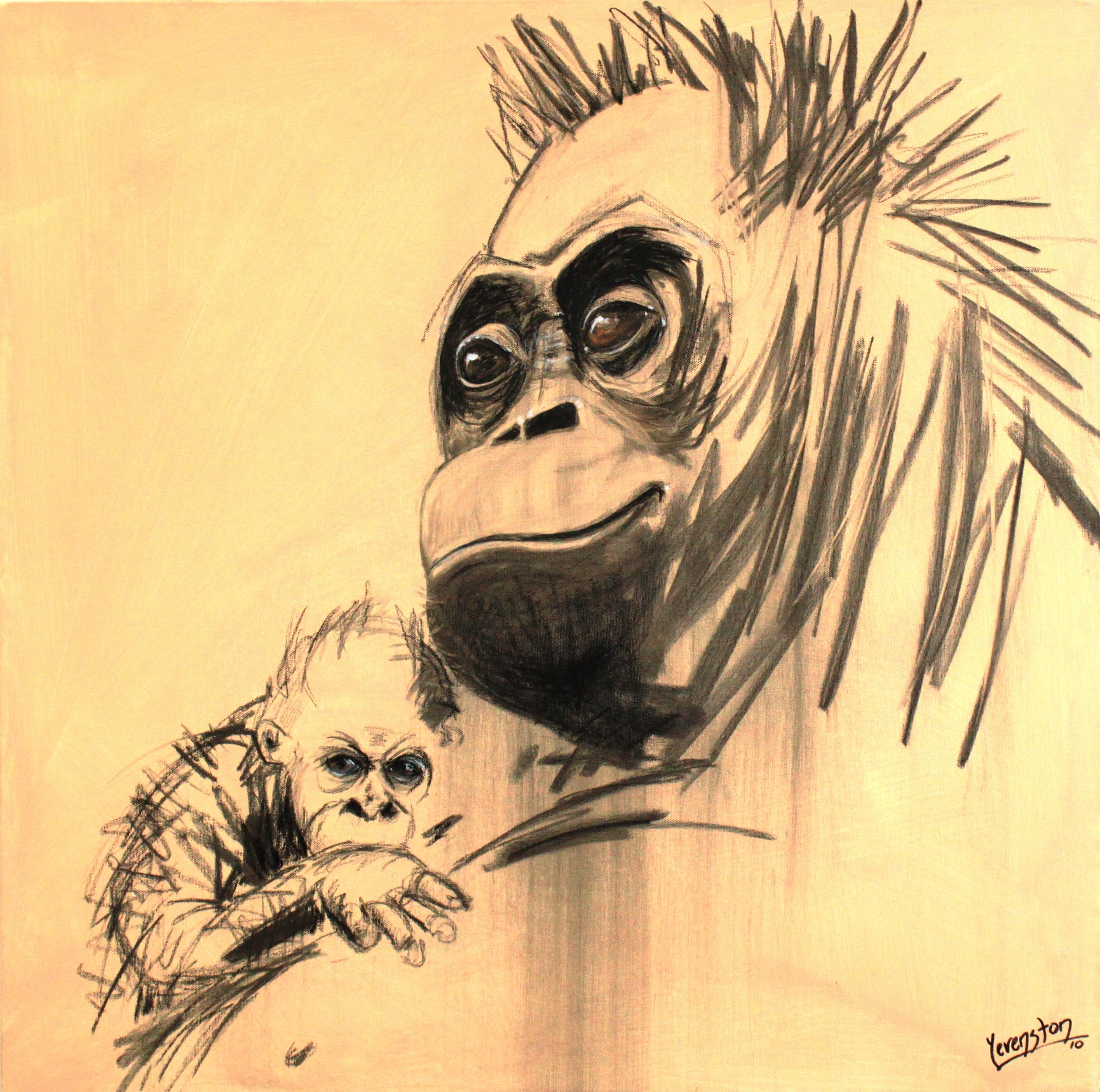 Orangutan Who Me