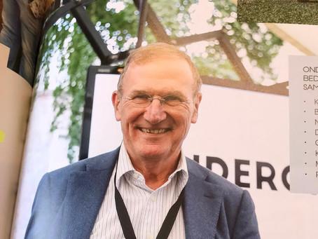 Hans van der Kooij: 'Mijn buurman herkende de leider in mij.'