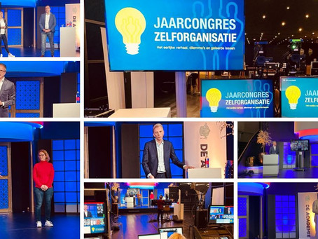 Jaarcongres Zelforganisatie 2021