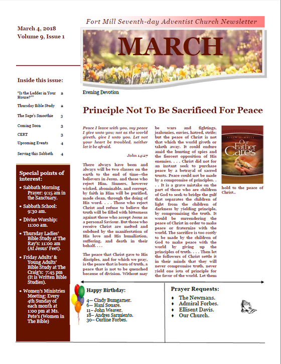 Principle Not to be Sacrificed for Peace