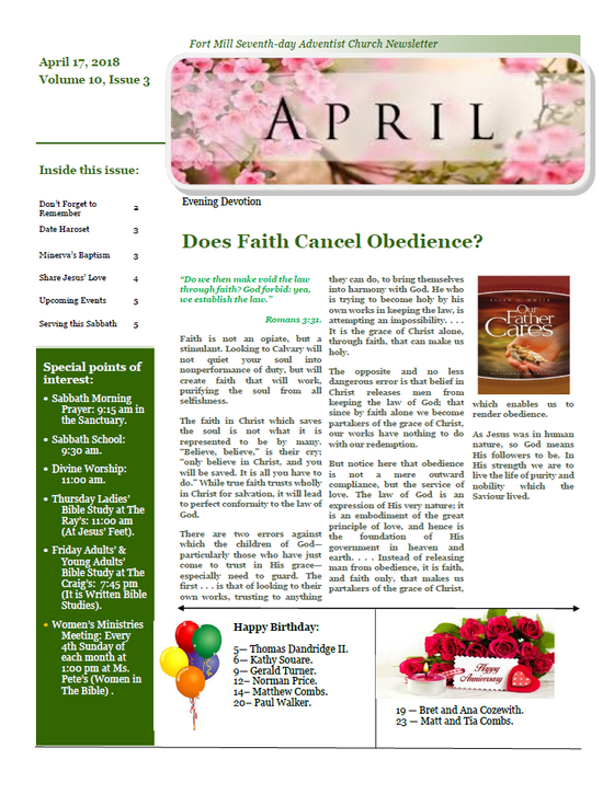 Does Faith Cancel Obedience?