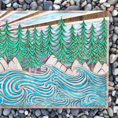 """""""Ocean Forest"""" extended"""