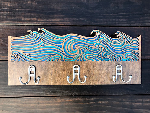 Vital Waters | coat rack