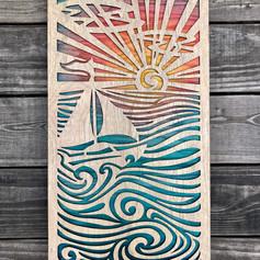 """Sunny Sails"""