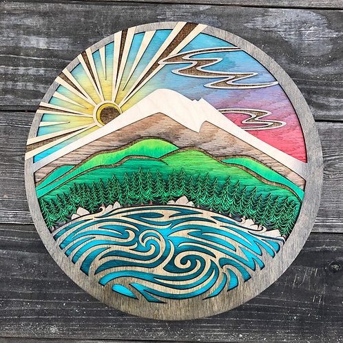 Mt. Baker Tribute