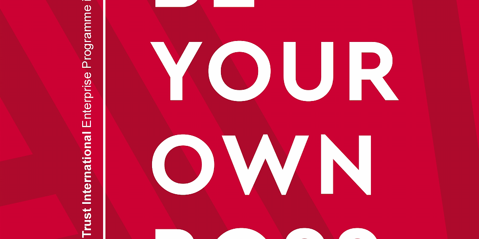 Be Your Own Boss by Prince Trust Foundation