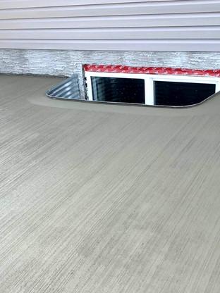 Residential Concrete Patio