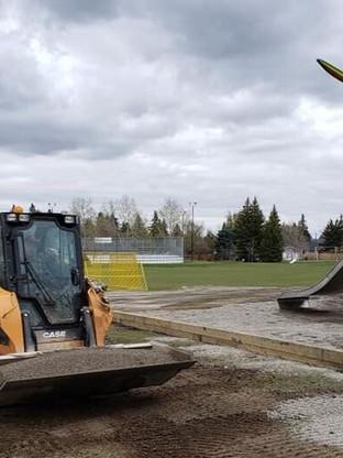 Playground In Progress