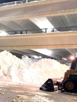 Parkade Snow Removal