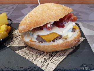 La mejor hamburguesa de España