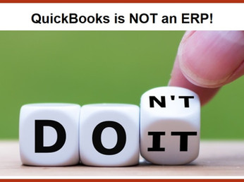 Can Millions of QuickBooks Customers be Wrong?