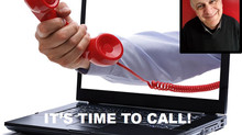 IT'S TIME TO CALL!