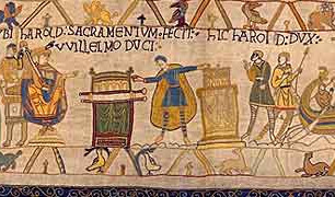 Harold & William and the long road to Hastings (1/3)