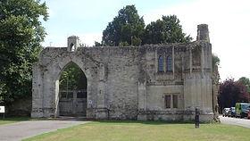 Ramsey Abbey Gatehouse.JPG