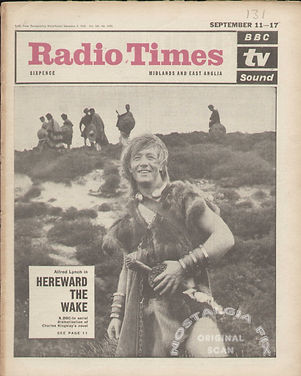 Hereward Radio Times front cover 11 Sept