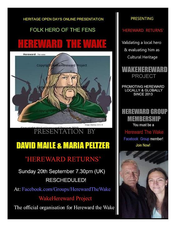 Hereward HODs Rescheduled presentation S