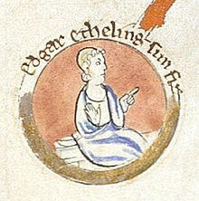 'England's got a new King!' - Child Edgar 'the atheling'.
