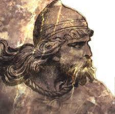 The story of the myth of Hereward...