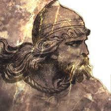 Hereward by Henry Courtney Selous (1870) copyright the Mary Evans Picture Library