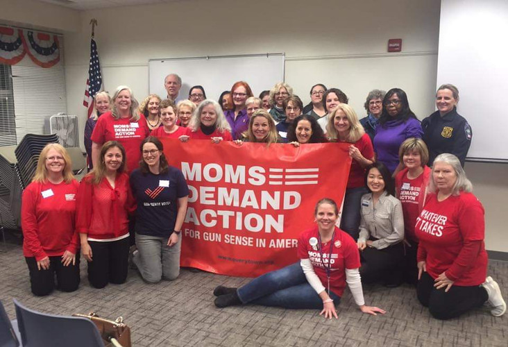 Moms Demand Action Meeting
