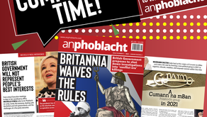 Win a Years Subscription to An Phoblacht