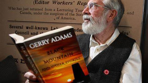 Old Friends - Danny Morrison Reviews Gerry Adams Latest Book