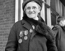 Rosie Hackett - Irish Revolutionary and Lifelong Trade Union Activist.