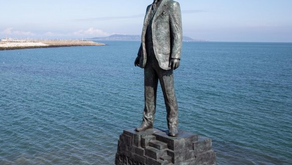 Magnificent Statue to Roger Casement Unveiled