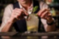 Cohibar Refreshing Cocktail Masterclass.