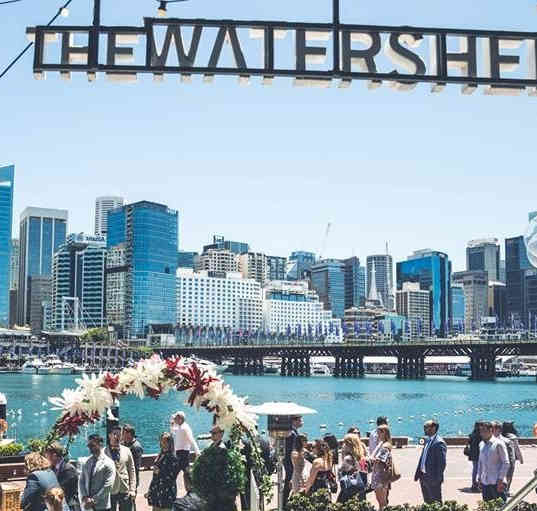 Watershed Melb Cup Entrance 2018 flipped