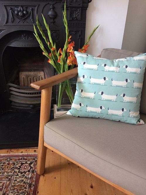 Dachshund Dogs cushion