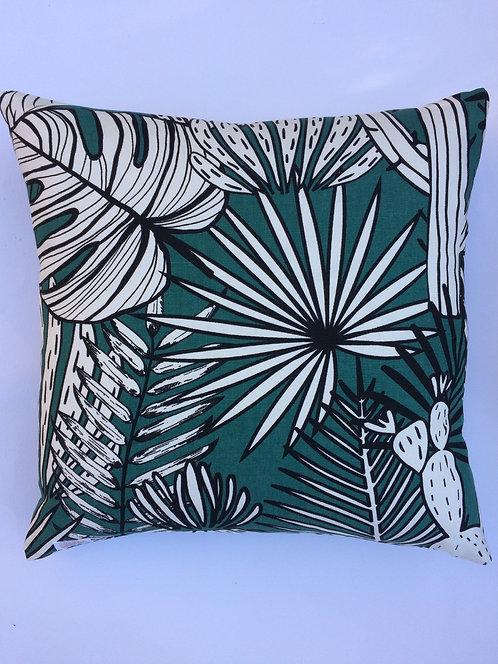 Palms in Paradise cushion