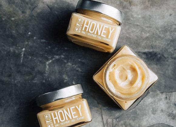 Vermont Raw Honey - 1/2 lb