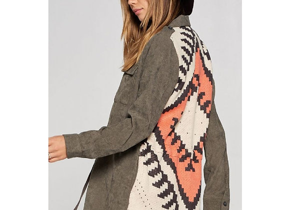 Boho Chic Shacket