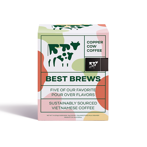 Coffee - Best Brews Variety