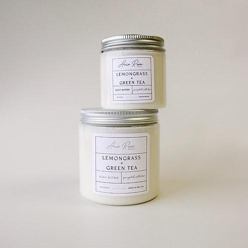 Lemongrass + Green Tea